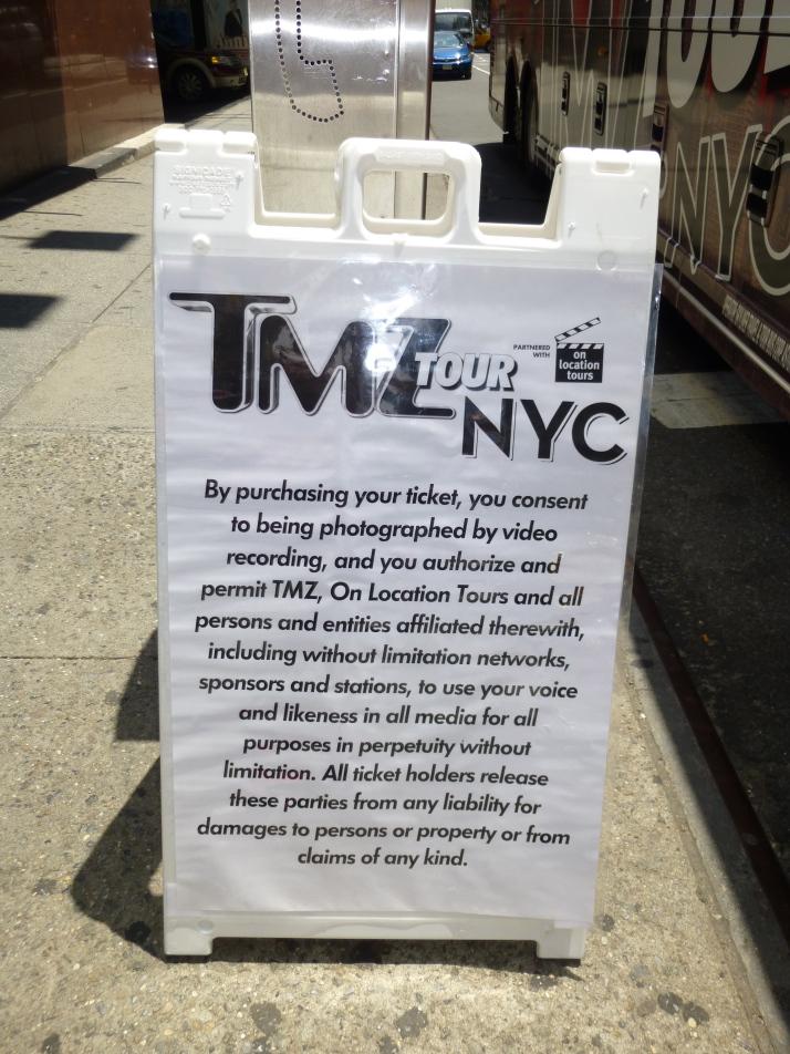 TMZ Disclaimer