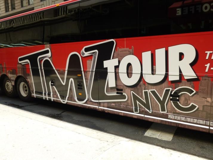 TMZ Bus Exterior Detail 2