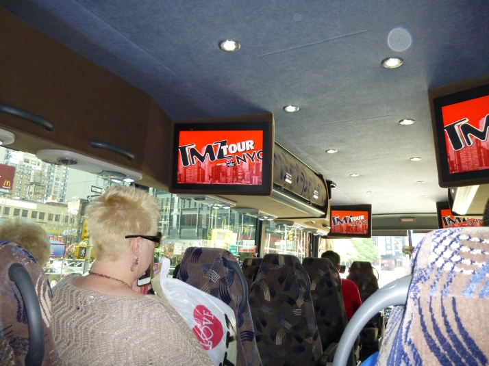 TMZ Bus Interior