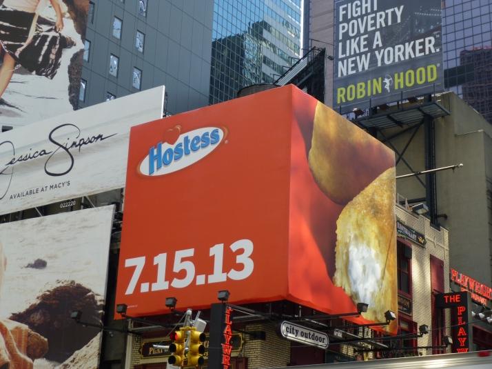 Twinkies Return 7/5/13