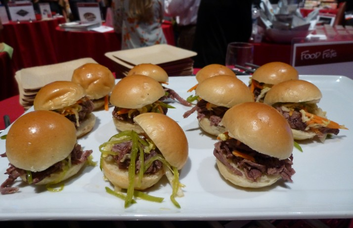 Snake River Farms Kobe Beef Sliders