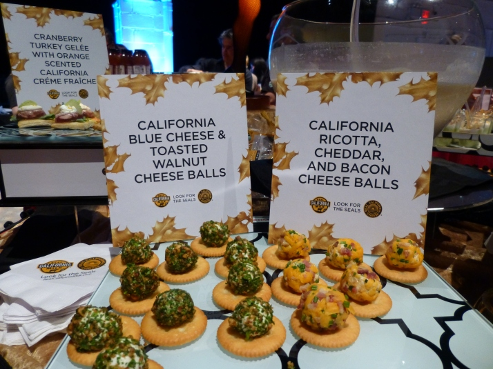 California Milk Advisory Board Cheese Balls