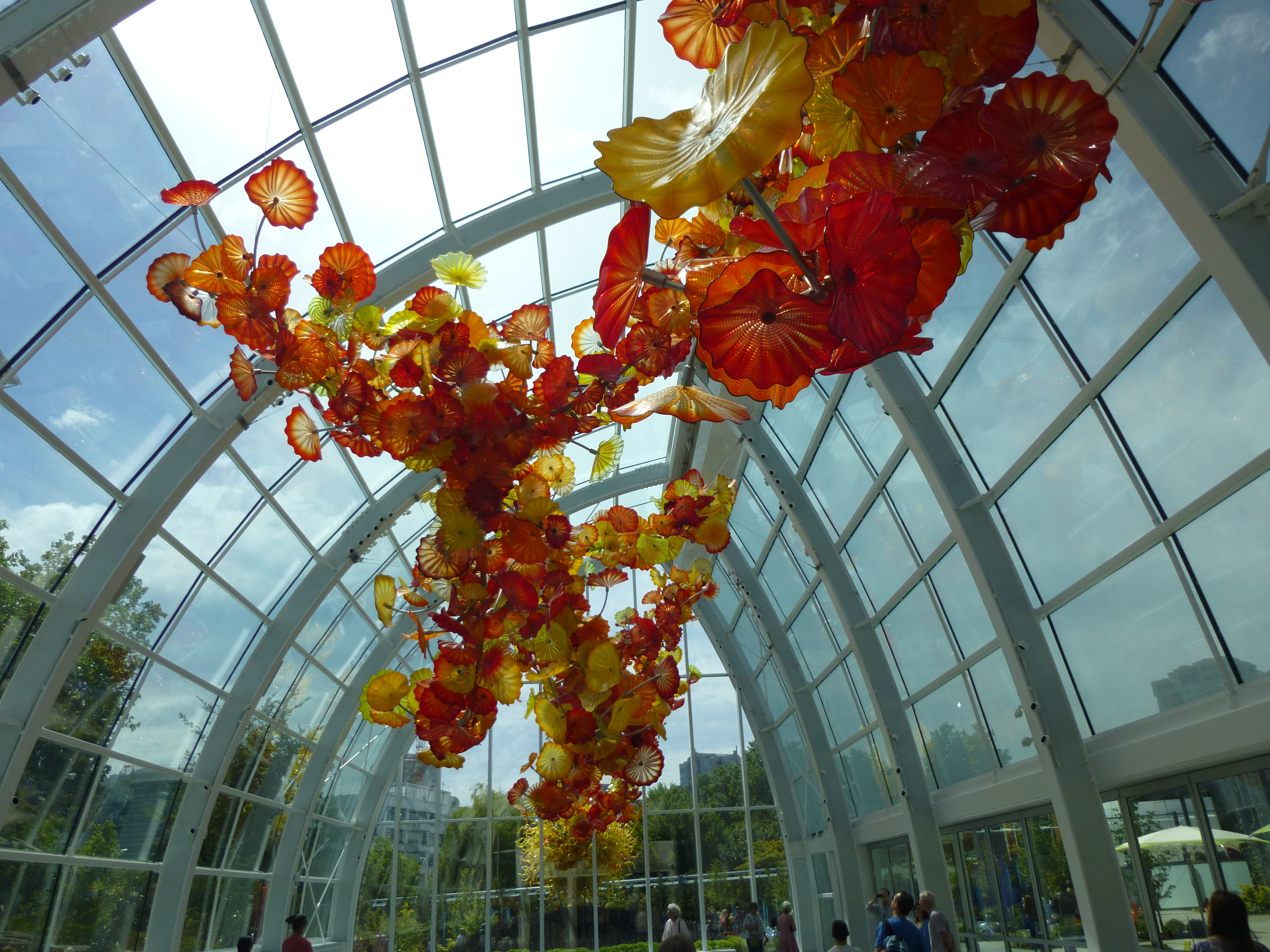 must see seattle attraction chihuly garden and glass the worley gig