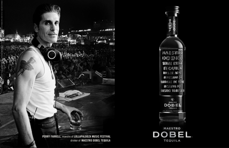 Perry Farrel and Maestro Dobel