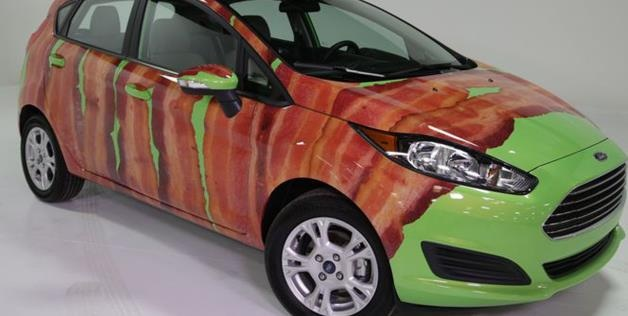 Bacon Car