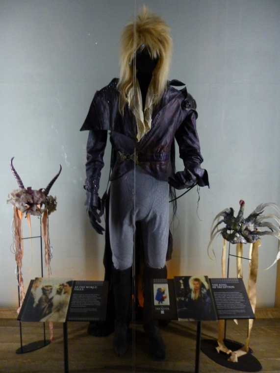 David Bowie Costume from Labyrinth