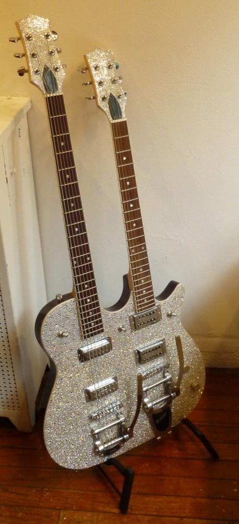 Robert Kantor Double Neck Guitar