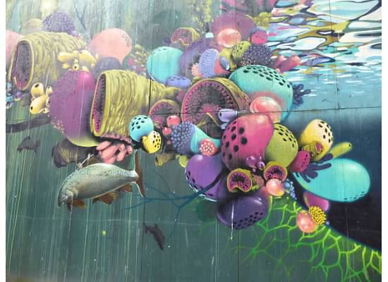 Undersea Mural2