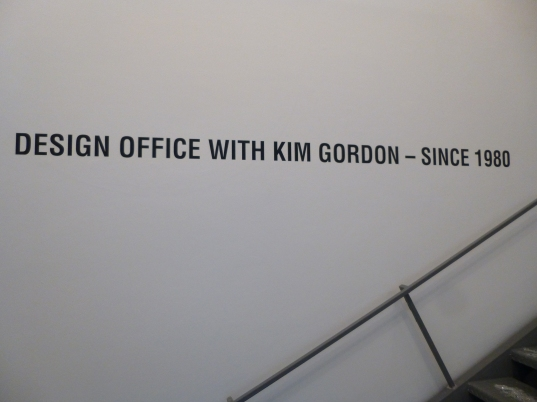 Design Office with Kim Gordon - Since 1980,