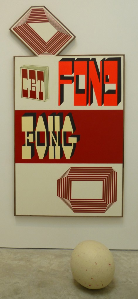 Fong By Barry McGee