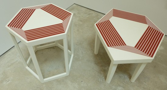 Low Tables By Barry McGee