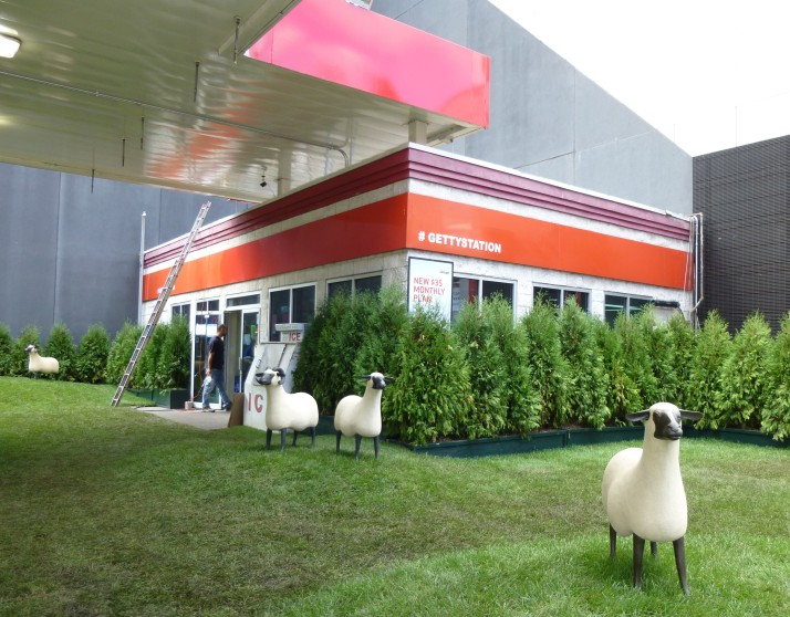 Francois Xavier Lalanne Sheep Station