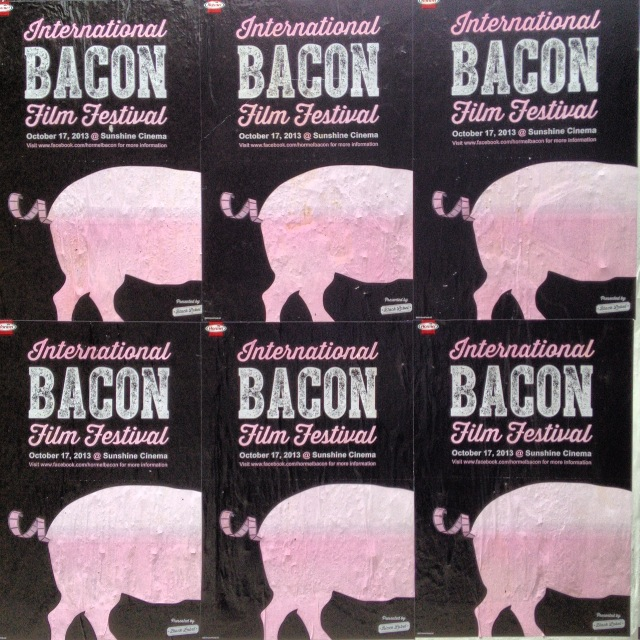 Bacon Film Festival