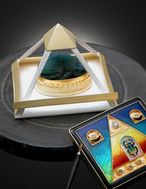 Falcher Fusager Pyramid