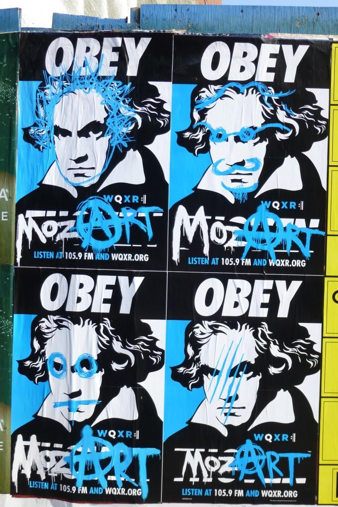 Obey Mozart