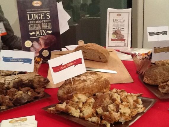 Luces Gluten Free Artisan Bread