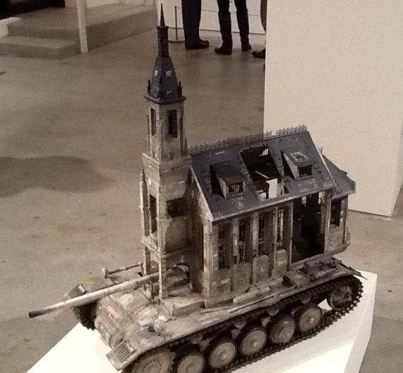 Kris Kuksi Chrich Tank