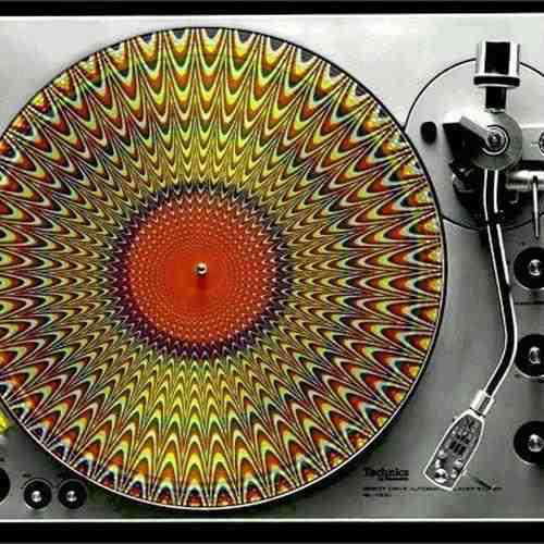 Optical Illusion Vinyl LP
