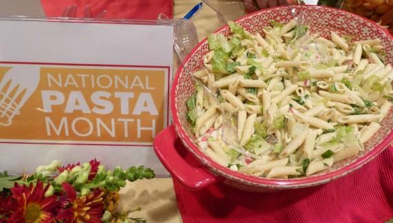 Pasta Month Salad