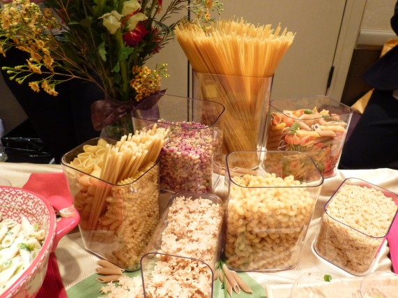 Pasta Month Display