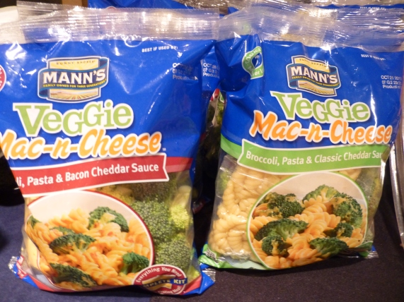 Mann's Veggie Mac N Cheese