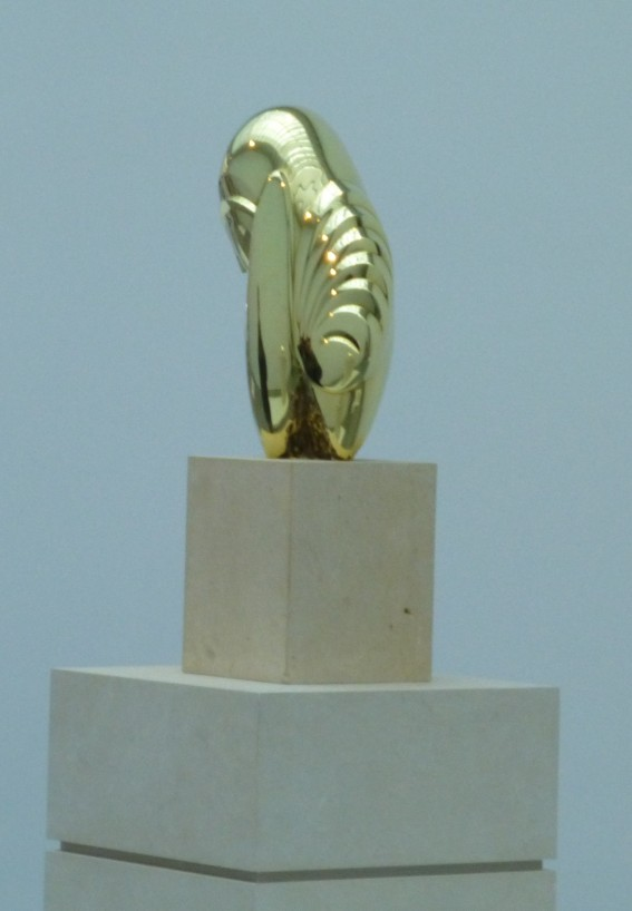 Brancusi Bronze Sculpture