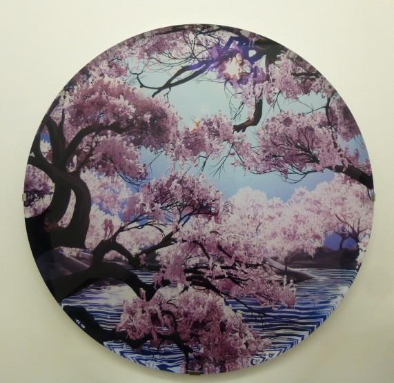 Jessica Lichtenstein Pink Tree
