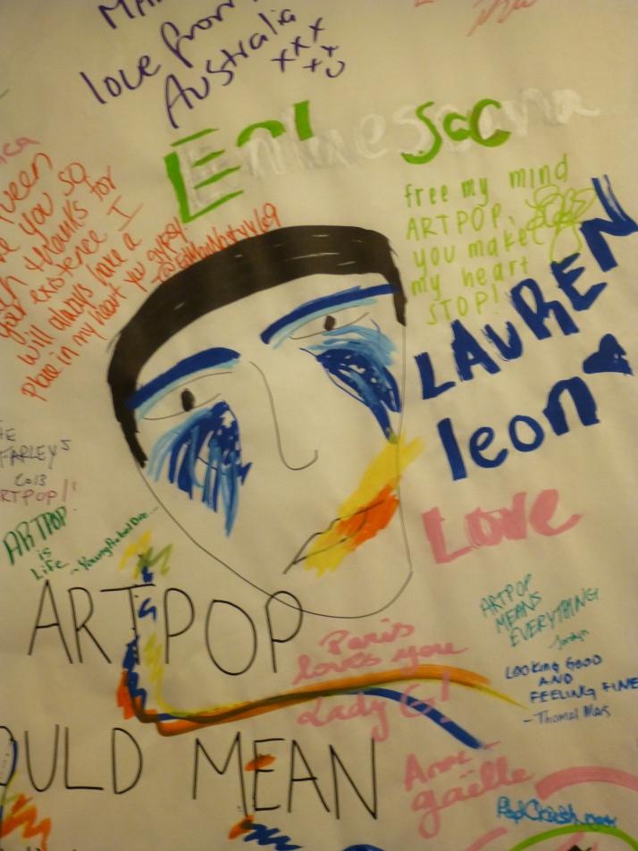 Gaga Graffiti