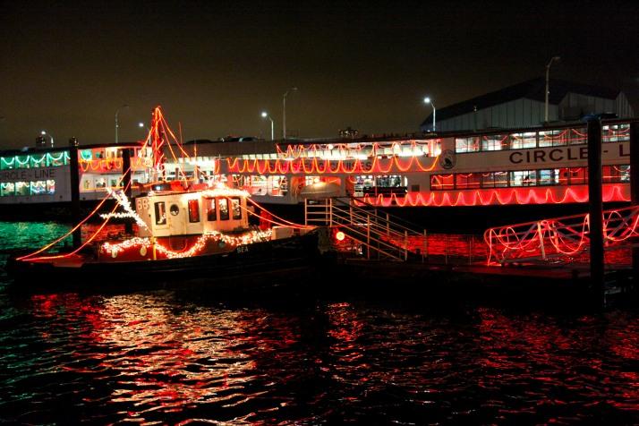 Circle Line Boats