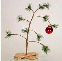 Musical Charlie Browns Christmas Tree