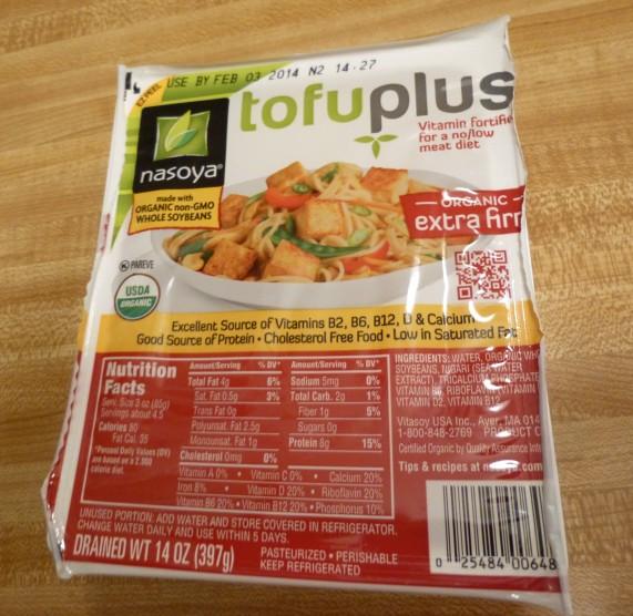 Nasoya Organic Tofu