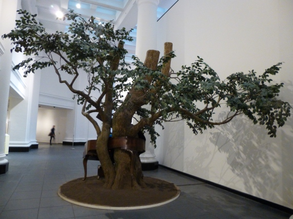 Blossom By Sanford Biggers
