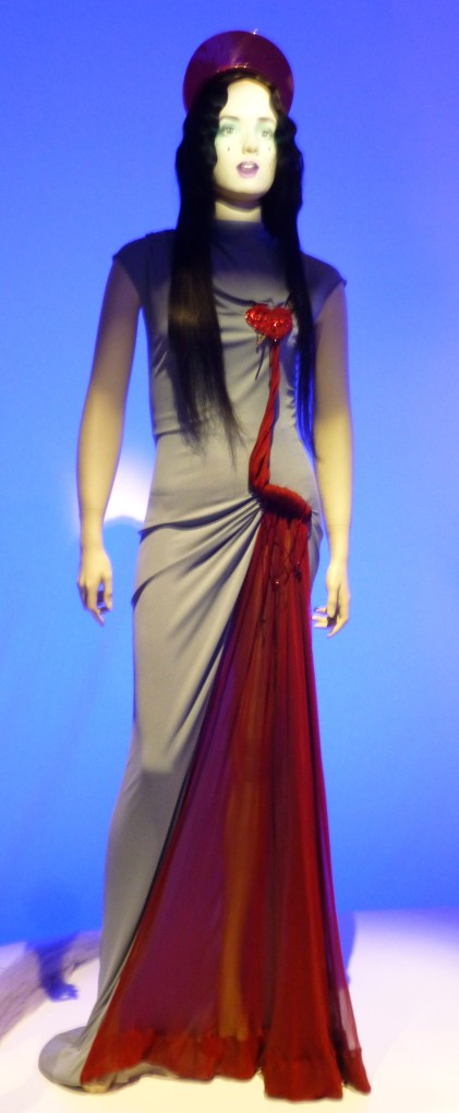 JPG Red Virgin Gown