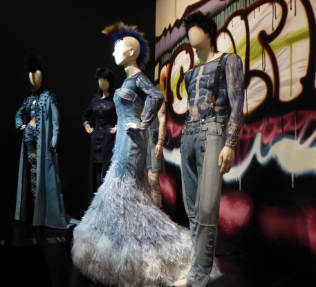 Denim Punk Couture
