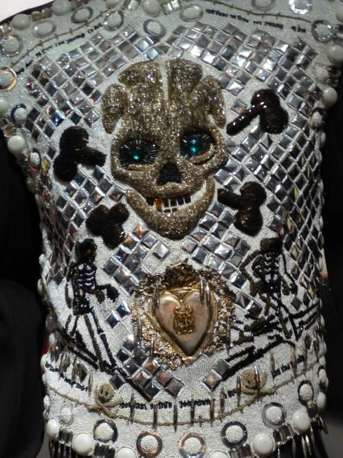 Skull Jacket Detail