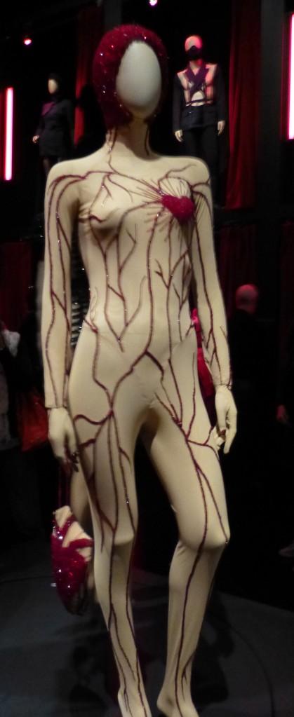 Blood Vessel Cat Suit