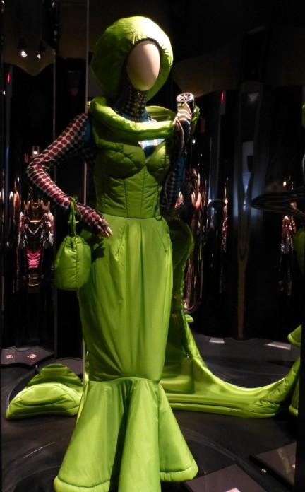 Green Peapod Dress