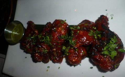 Teqa Guava Chicken Wings