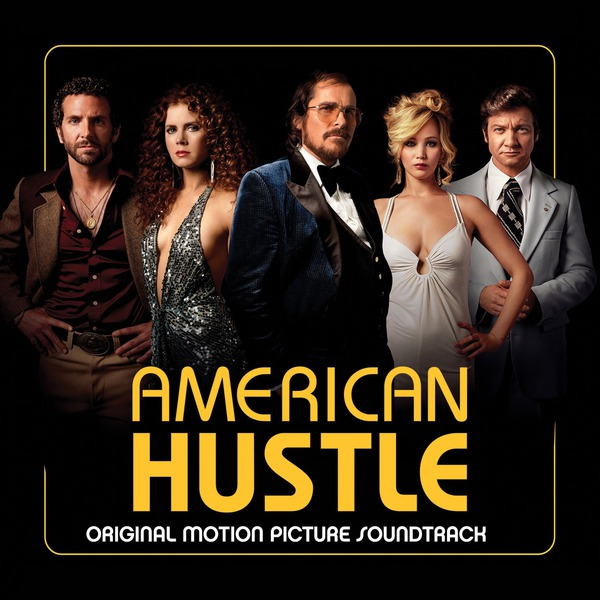 American Hustle Album Artwork