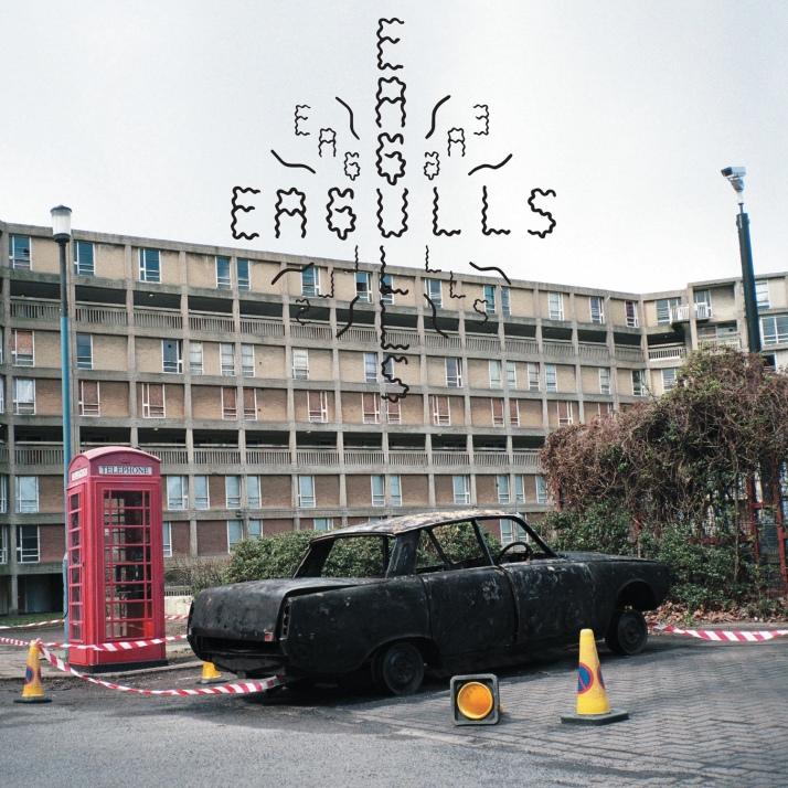 Eagulls Album Cover