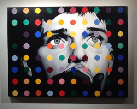 Ian Curtis By John Grande