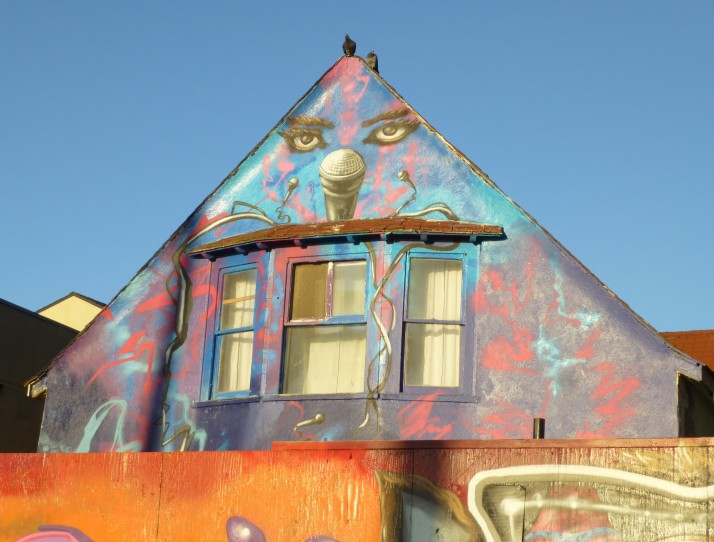 Graffiti House, Venice Beach