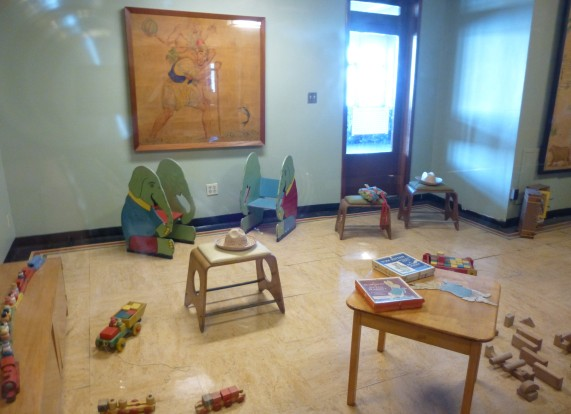 Childs Play Room Interior