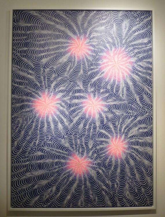 Kelsey Brooks Pink Fireworks