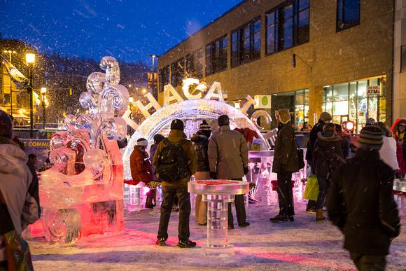Ithaca Ice Wars 2013