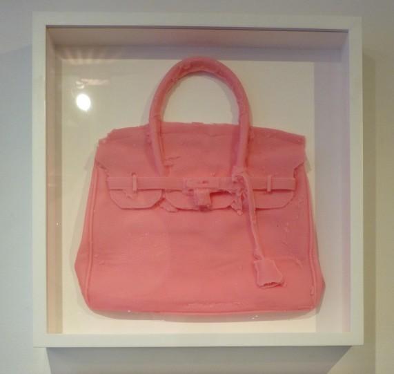 Pink Hermès Birkin Bag