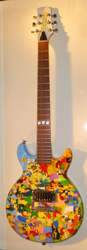 Scott Ian Simpsons Guitar