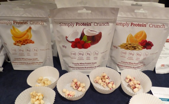 Simply Protein Crunch Snack