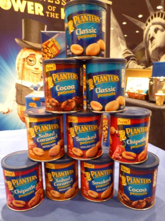 Planters Preanut Variety