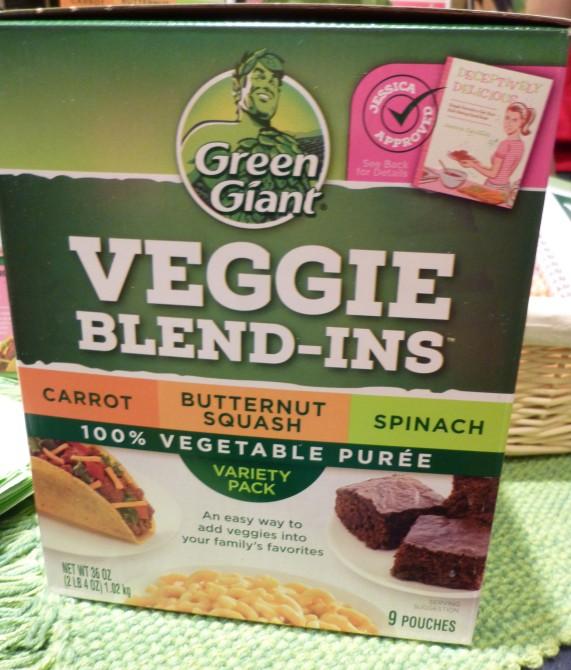 Veggie Blend Ins
